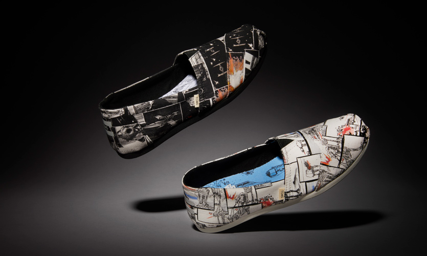 STAR WARS×TOMS
