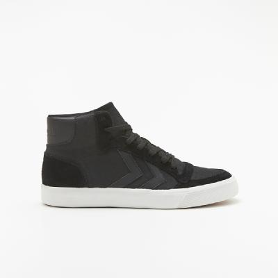 hummel-LIFESTYLE<br>STADIL RMX HIGH BLACK