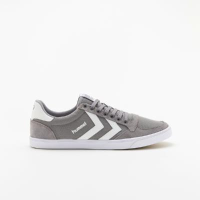 hummel-LIFESTYLE<br>SL STADIL CANVAS LOW FROST GREY