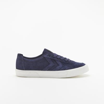 hummel-LIFESTYLE<br>STOCKHOLM SUEDE LOW PEACOAT