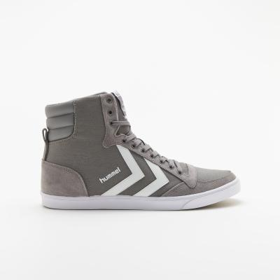 S-Rush(エスラッシュ)<br>[hummel(ヒュンメル)]<br>SL STADIL CANVAS HIGH FROST GREY