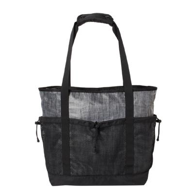 Schoffel (ショッフェル) <br>TOTE BAG (トートパック)<br>「GO OUT WEB」掲載/BK HEATFER<br>(Unisex)