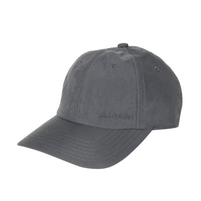 Schoffel (ショッフェル) <br>COMPACT LIGHT CAP BRIM(コンパクトライトキャップ ブリム)/CHARCOAL<br>(Unisex)