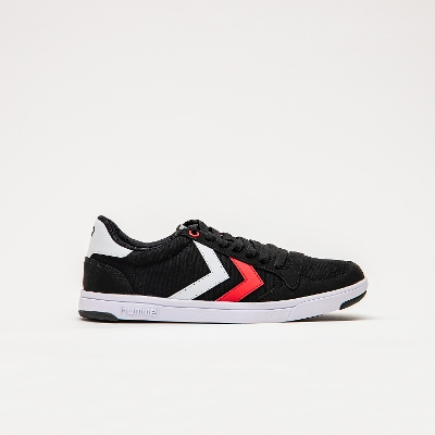 hummel-LIFESTYLE 20AW<br>STADIL LIGHT CANVAS BLACK