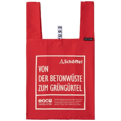Schoffel (ショッフェル) <br>COMPACT DAILY-BAG(コンパクト デイリーバック)/RED<br>(Unisex)