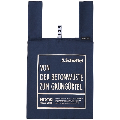 Schoffel (ショッフェル) <br>COMPACT DAILY-BAG(コンパクト デイリーバック)/NAVY<br>(Unisex)