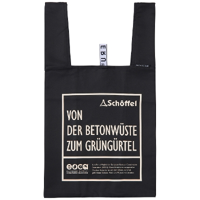 Schoffel (ショッフェル) <br>COMPACT DAILY-BAG(コンパクト デイリーバック)/BLACK<br>(Unisex)