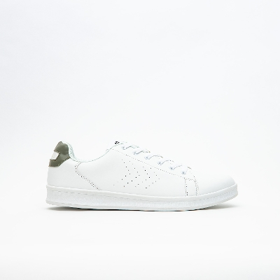 hummel-LIFESTYLE<br>BUSAN WHITE/DARK GREY