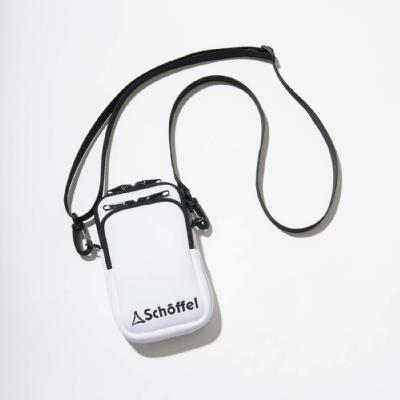 Schoffel (ショッフェル)<br>MINI SHOULDERPOUCH / WHITE
