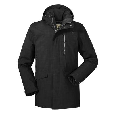 Schoffel (ショッフェル)<br>INSULATED JACKET CLIPSHAM1 / BLACK<br>(Ladies)