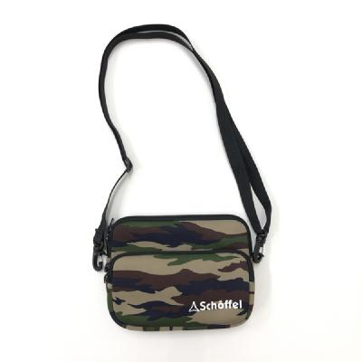 Schoffel (ショッフェル)<br>SHOULDER POUCH (ショルダーポーチ)/ CAMOUFLAGE<br>(Unisex)