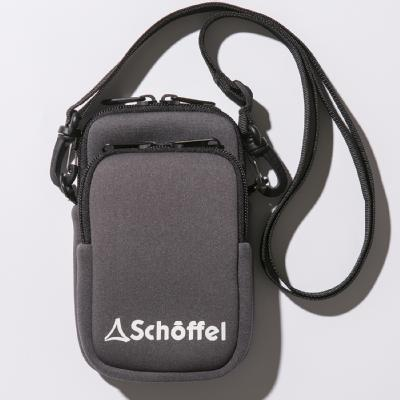 Schoffel (ショッフェル)<br>MINI SHOULDERPOUCH / DARK GREY