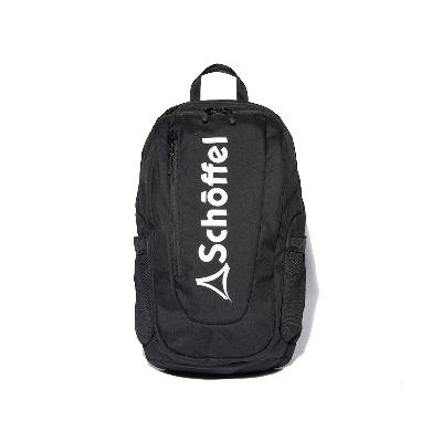 Schoffel (ショッフェル) <br>RUCKSACK OVAL 20 (リュックサック オーヴァル20)/BLK*WHT<br>(Unisex)