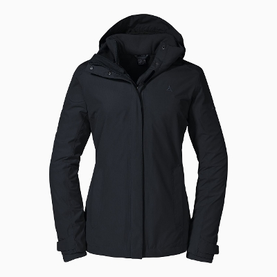 Schoffel (ショッフェル)<br>3IN1 JACKET TIGNES1/BLACK<br>(Ladies)